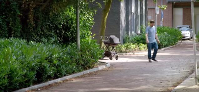 volkswagen baby stroller