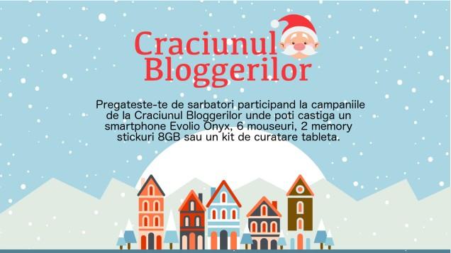 Craiunul bloggerilor